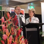 Hon. Julie Bishop MP visits PNG