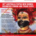 Communique from the 30th Australia PNG Business Forum and Trade Expo